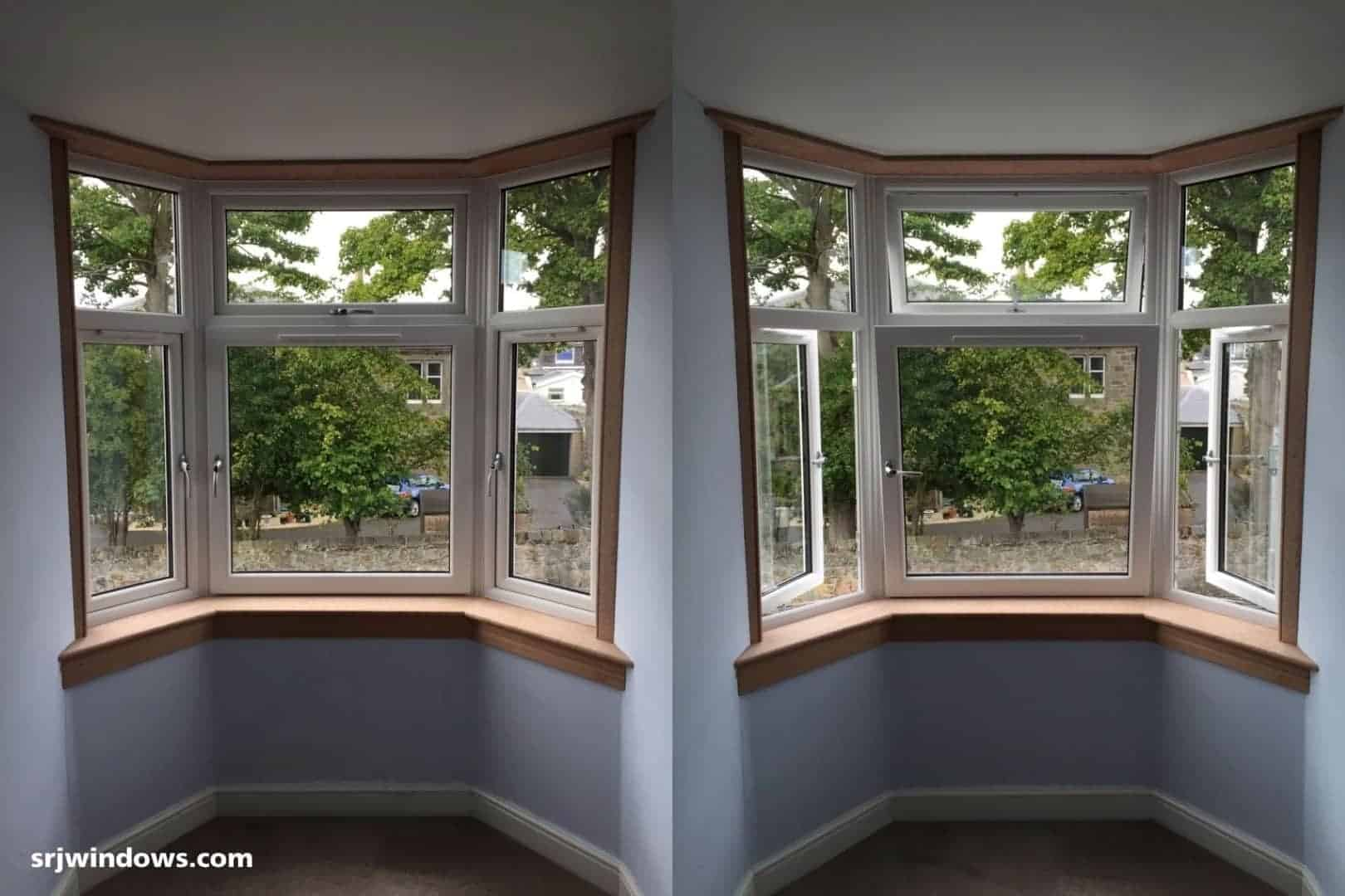Beautifully tailored bay window installations in scotland for Discount bay windows