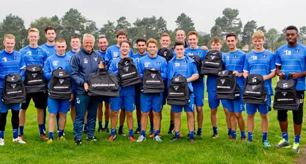 Dunfermline Athletic Kit Bags