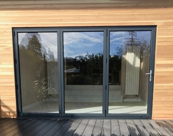 Bi-folding Door Installations for your Home in Scotland | SRJ Windows