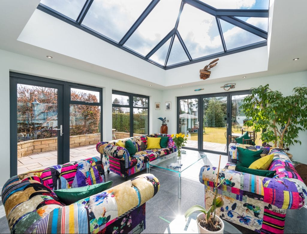 CONSERVATORIES AND SUNROOMS BY SRJ WINDOWS IN SCOTLAND